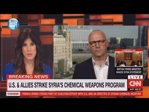 CNN Breaking News With George Howell And Natalie Allen April 13 2018
