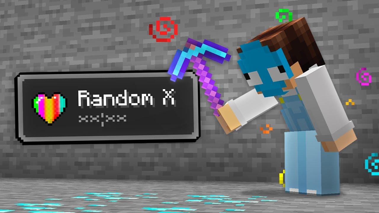 Minecraft Potion Randomizer...