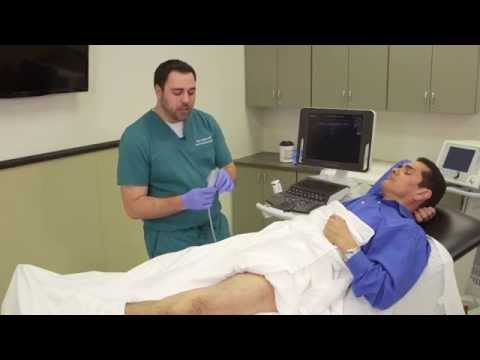 Lower Extremity DVT Ultrasound Examination