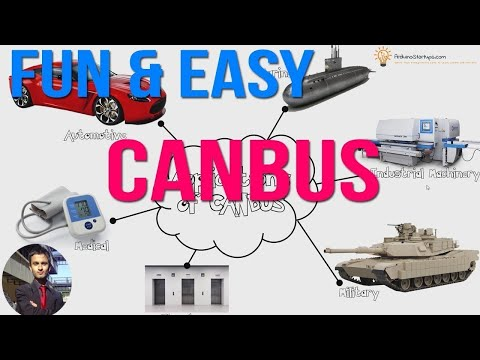 Fun and Easy CANBUS - How the Canbus Protocol Works