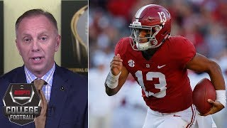Alabama and Clemson are ahead of everyone else - CFP chairman | College Football Rankings