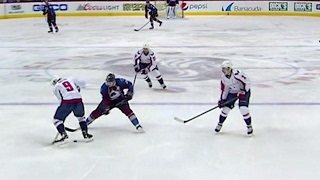 Gotta See It: MacKinnon makes end-to-end goal look easy