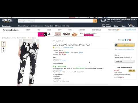 Adjust pricing in Amazon Seller Central, Inventory