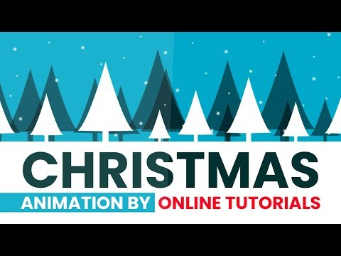 Html CSS Christmas Animation Effects by Online Tutorials