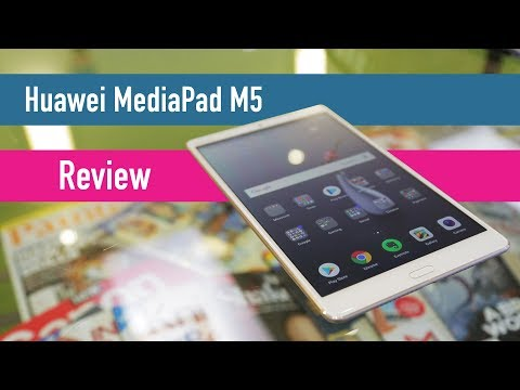Huawei MediaPad M5 8.4 review