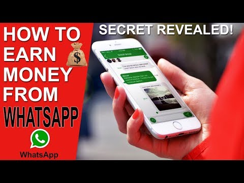 Earn Money From Whatsapp easily Without Investment In Hindi : 100% Real Simple : The Hidden Truth?