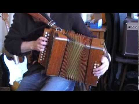 Young Collins (Bledington) on Hohner Pressed Wood CF Melodeon