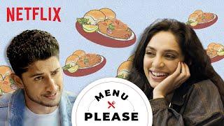 The Best Pav Bhaji In Mumbai | Menu Please ft. Sobhita Dhulipala