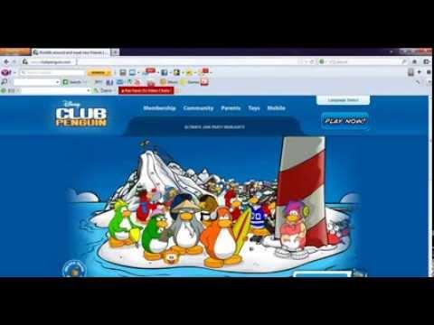 How to Get Free Club Penguin Membership 2014