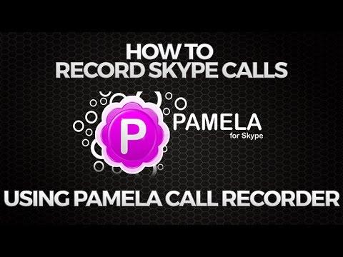 How to Record Skype Calls Using Pamela Call Recorder