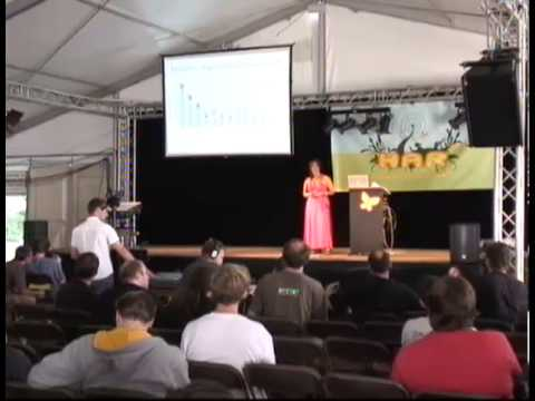 HAR 2009 - First woman on native IPv6 and other tales