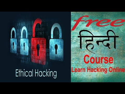 Free Ethical Hacking Course in Hindi / Urdu - Hacking Course Free | Ethical Hacking Course in Hindi