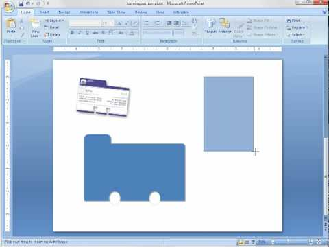 Use Paste Special for Special effects in PowerPoint.