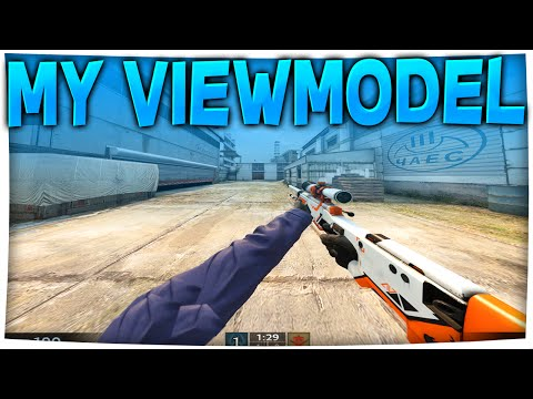 CS:GO - My Viewmodel! (The Best Viewmodel IMO!)