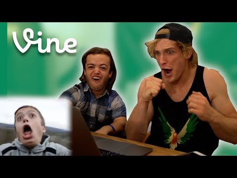 watch BEST FRIENDS REACT TO OLD VINES TOGETHER!