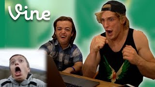 BEST FRIENDS REACT TO OLD VINES TOGETHER!