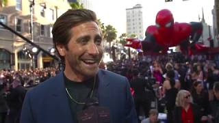 """Jake Gyllenhaal at the """"Spider-Man"""" Far From Home"""