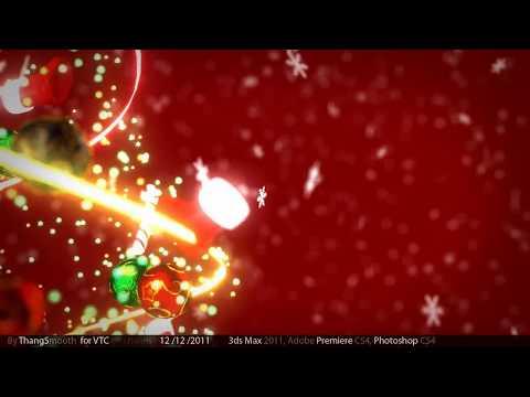 [3d Animation] Merry Christmas