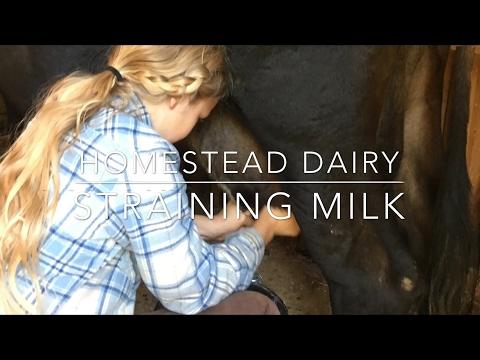 Strain Your Milk!