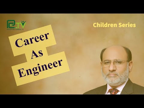Career as Engineer by Yousuf Almas