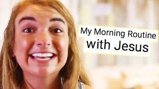 Cringe Religious Girls Morning Jesus Routine