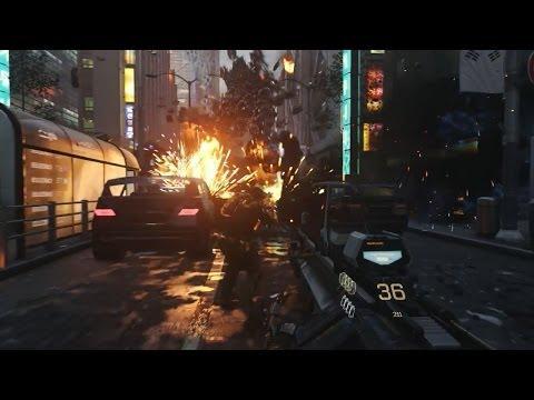 Call of Duty Advanced Warfare Gameplay Call of Duty Advanced Warfare