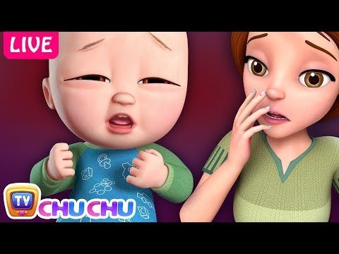 Xxx Mp4 Baby Is Sick Song Many More Nursery Rhymes Amp Kids Songs By ChuChu TV Live Stream 3gp Sex