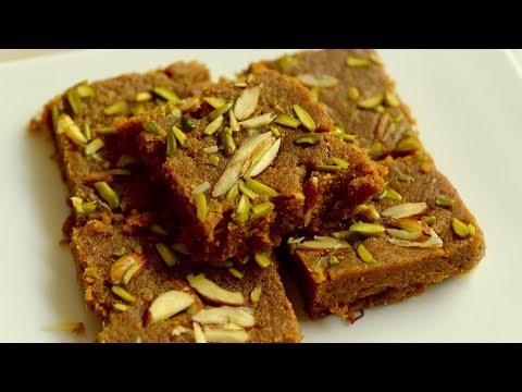 Besan Burfi Recipe In Hindi   हलवाई एसे बनाते हे बेसन की बर्फी   Besan Ki Barfi Recipe In Hindi