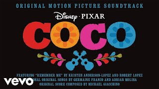 """Michael Giacchino - Cave Dwelling on the Past (From """"Coco""""/Audio Only)"""