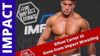 Ethan Cater III (EC3) Gone from Impact Wrestling