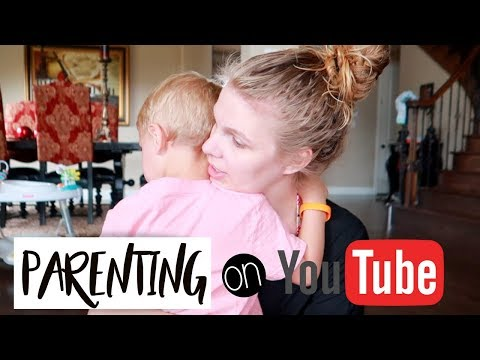 PARENTING ON YOUTUBE!!
