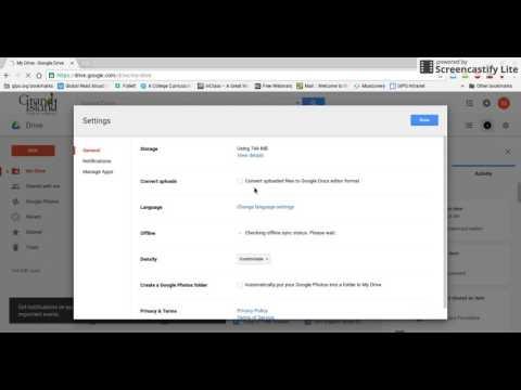 Chromebook Settings Tutorial