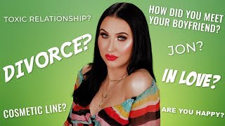 Q&A | GET READY WITH ME