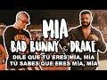Bad Bunny feat. Drake - Mia (Letra/Lyrics)