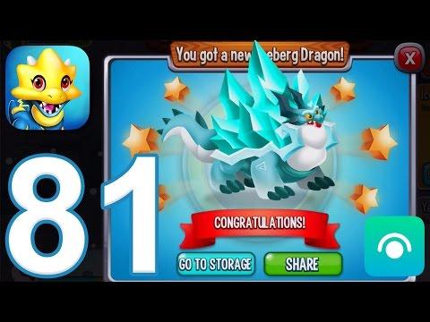 Dragon City - Gameplay Walkthrough Part 81 - Iceberg Dragon (iOS, Android)