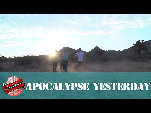 Apocalypse Yesterday | Short Film | Brains Extended Universe