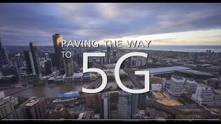 """TrueMove H 5G """"The future is now"""""""