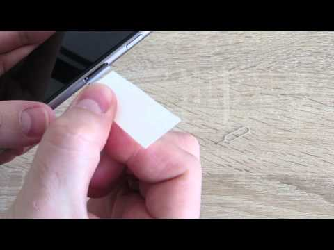How to remove a stuck SIM card from iPhone 6 - without taking the phone apart