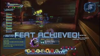 Dcuo Hive Elite Feat : Deadly Disco Ball