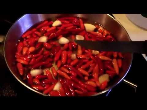 Garden-Fresh Hot Sauce How To