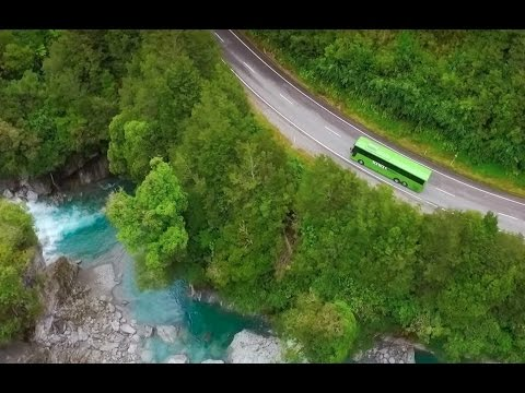 Kiwi Experience Bus Tours – the Best Way to Travel New Zealand [Official Video 2016]