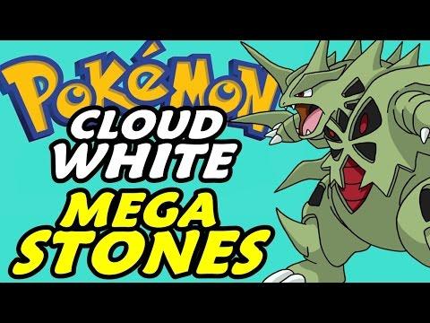 Pokémon Cloud White (Detonado - Parte 35) - Mega Stones!