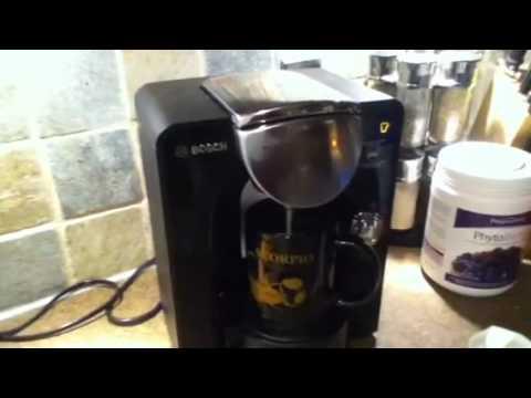 Make the best coffee using your tassimo machine