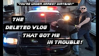 The Deleted Vlog That Almost Got me Arrested! Crown Rick Auto