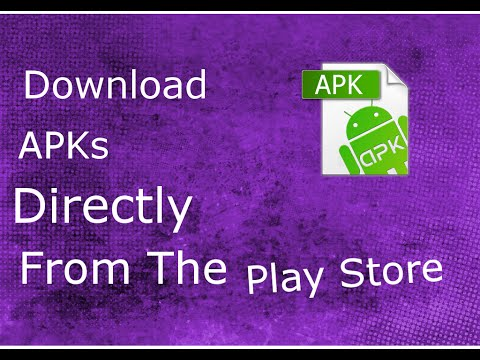 Download APK Directly From Play Store