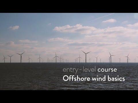 Course: Offshore Wind Basics - DOB Academy / IRO / NWEA (trailer)