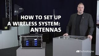 How To Set Up A Wireless System: Antennas (eng)
