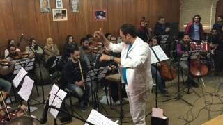 #x202b;مشروع محمد رافت عازف الإيقاع بالمعهد العالي للموسيقى العربية.#x202c;lrm;