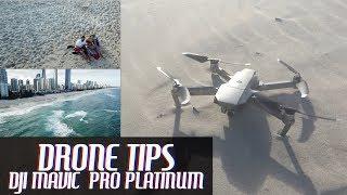 DJI Mavic Pro Platinum & Air Beginner