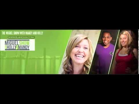 Dr. Wendy Rice discusses jealous sibling relationships on Miguel Fuller's Radio Show
